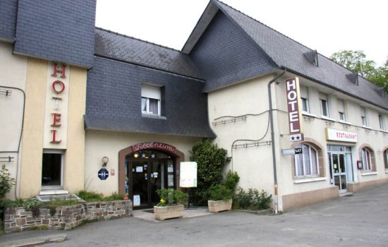 Hotel restaurant la Grenouillère - Vitre
